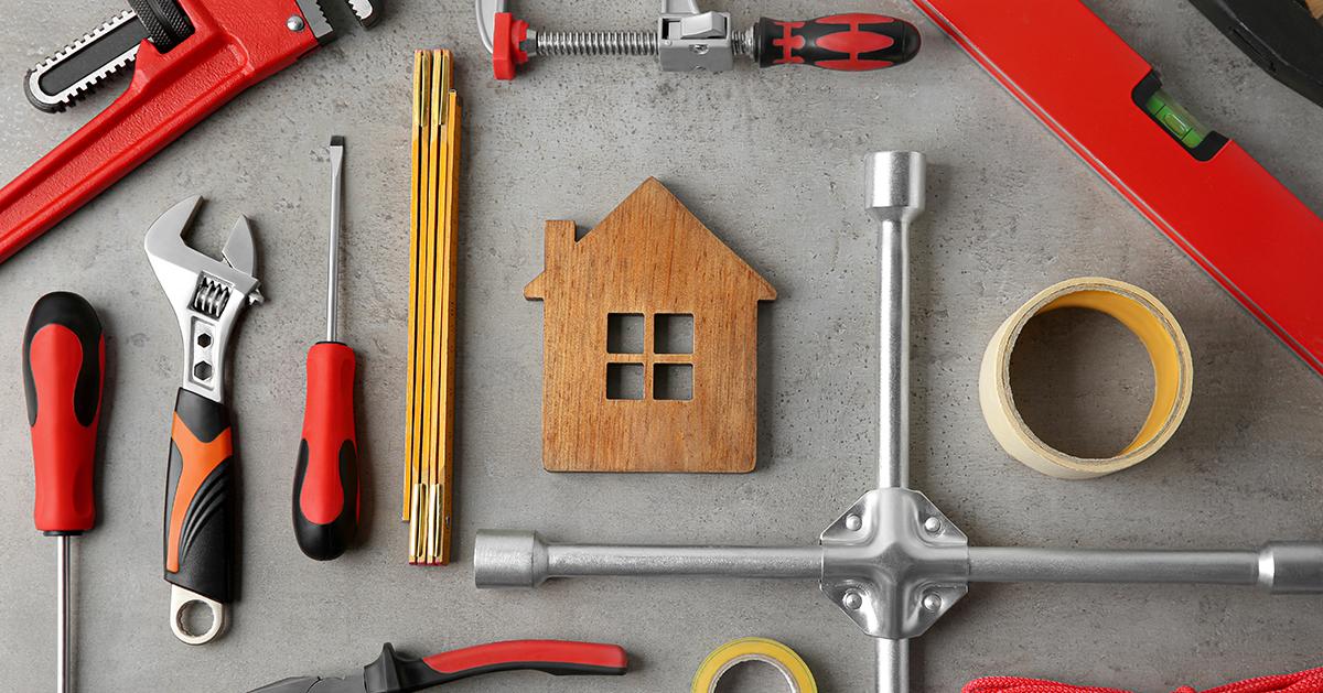 Reparatur Mietwohnungen